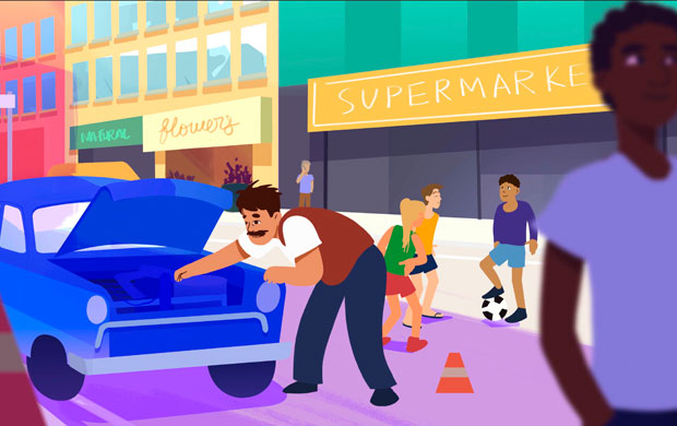 Super M is a videomaketing´s awareness-raising campaign